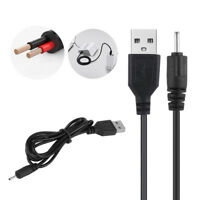 USB to 2mm Jack DC 5V Charger Cable Connector Power Supply Adapter