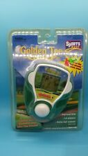 Golden Tee Golf Electronic Game Roller Ball Tiger Handheld