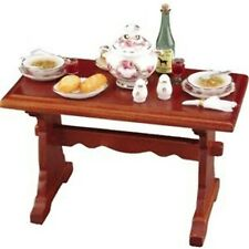 Reutter Miniature Soup dinner table for 12th scale dolls house