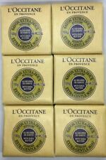 L'Occitane Shea Butter Extra Gentle Verbena Soap 100 Gram - Set of 6