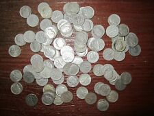 New listing Roosevelt Dimes, All Silver Coins, Lot of 100. Various years and mint marks
