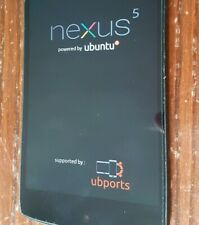 LG GOOGLE NEXUS 5 PRIVACY SMART PHONE UBUNTU TOUCH D821 32GB Unlocked NEW SECURE
