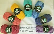 ONE Dark Horse Yarn FANTASY Skein *100+ COLOR CHOICES* Acrylic Machine Washable