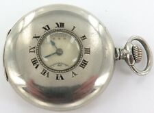 * 1920 LONGINES CAL. 18.68N 12S MENS POCKET WATCH. WORKING !