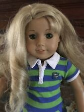 American Girl Doll Lanie 2010 Doll of The Year & Night Shirt plus Book