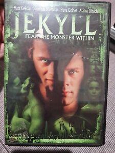 Jekyll 2008 dvd