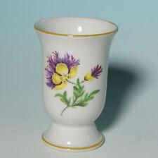 klassische Blumenvase - PK Meissen handgemalt