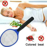 Electric Zapper Bug Bat Fly Mosquito Insect Killer Trap Swat Swatter Racket-Tool