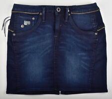 G-Star Raw, ARC Chrome larga minifalda, MINIFALDA tilex SuperS, talla W26 NUEVO