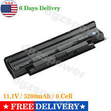 Laptop Battery For Dell Vostro 1540 1550 3450 3550 3750 5200mAh 6Cell Fastship
