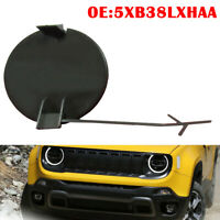 Front Bumper Tow Hook Eye Cap Cover NEW OEM For JEEP RENEGADE 2015-18 5XB38LXHAA
