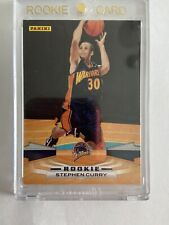2009 stephen curry panini rookie