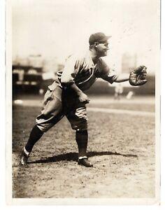 1930 Orig Baseball Photo American Legendary HOF Player HACK WILSON Chicago