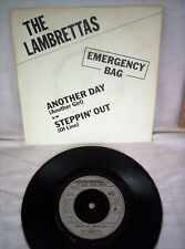 """THE LAMBRETTAS ~  ANOTHER DAY (ANOTHER GIRL) ~ 7"""" VINYL  *** FREE POSTAGE ***"""