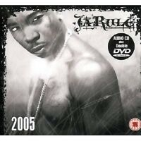 Ja Rule - 2005 2 CD + DVD Video NEW+