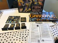 Gargoyles Gigantik Vintage Board Game, by Canada Games 100%COMPLETE with playmat