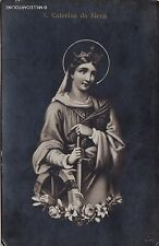# SIENA: S. CATERINA DA SIENA - fotocartolina  1933