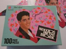 New listing New Kids On The Block - 100 Piece Heart Shaped Puzzle - Jonathan Knight