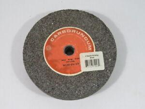 "Carborundum WC16-P4-VD 6"" bench Grinding Wheel Max RPN 4136 6""x1""x5/8"" ! NOP !"