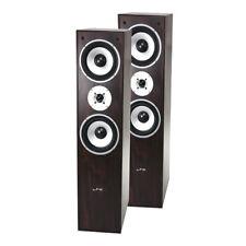 LTC Floor Standing L766 Walnut Pair of HiFi Speakers 350W
