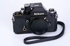 Nikon F2A 35mm Kleinbildkamera Gehäuse Body schwarz 7781184