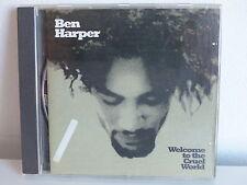 CD ALBUM BEN HARPER Welcome to the cruel world CDVUS 69
