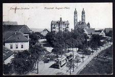 10496 AK Dresden Strehlen Friedrich August Platz