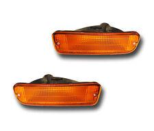 Fits 95-00 Toyota Tacoma Driver Passenger Turn Signal Light Lamp Assembly 1 Pair