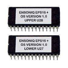 Ensoniq EPS16 Plus OS 1.00 EPROM Firmware KIT