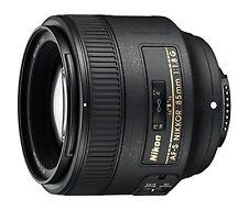 Nikon AF-S NIKKOR f/1.8G ED Lens - 85 mm