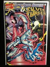 COSMIC POWERS UNLIMITED (1995) #2 NM- 9.2 STARRING THE SILVER SURFER
