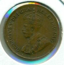 1927 CANADA SMALL CENT, EXTRA FINE, GREAT PRICE!