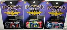 action 1/64 BRICKYARD 400 EARNHARDT GORDON JARRETT 3pc.