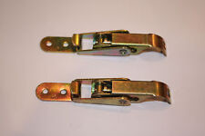 PAIR OF PROTEX  ADJUSTABLE LATCHES 50-1535  AND CATCHES  02-535