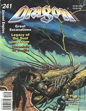 TSR AD&D Dungeons & Dragon Magazine #241 Birthright Greyhawk Suel Imperium!