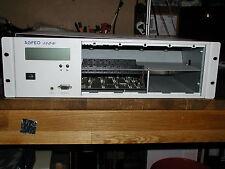 AGFEO sistema teléfono as100it as 100it sin módulos y placas Front