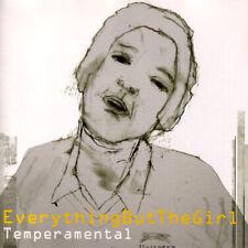 EVERYTHING BUT THE GIRL Temperamental CD Album 1999 NEUWARE 90s Pop + DEEP DISH