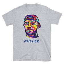 Mac Miller Color Art T Shirt