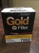 Engine Oil Filter Napa Gold 7060