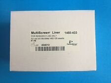 Perkins Elmer MultiScreen Liner Liner 20/pkg --1450-433-- New