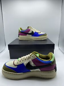 Nike Air Force 1 Shadow Cactus Flower Olive Flak (W) Women's Size CT1985-500