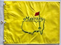 undated Masters flag augusta national golf pin flag new 2020 masters pga