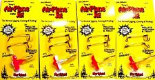 Vintage Northland Stinging Mini Airplane Jig -Choice of Color (One Package) #AH5