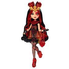Ever After High Lizzie Hearts Doll Queens Daughter Netflix Mattel