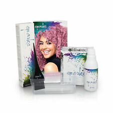 [SPARKS] COMPLETE COLOR & LIGHTENER SYSTEM HAIR DYE KIT VIBRANT PERMANENT