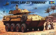 Trumpeter 00349 - 1:35 USMC LAV-25 ''Piranha 2'' - Neu