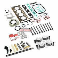 Engine Pistons Ø23mm Rebuild Overhaul Kit For VW Audi A4 A5 TT CCT CCZ CDN 2.0T