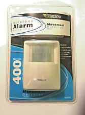 Wireless Alarm Detector for use with 400 Alarm System by Sterling Locks Ltd New