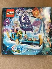 LEGO Friends Elves 41073 Naida's Epic Adventure Ship with instructions & Box