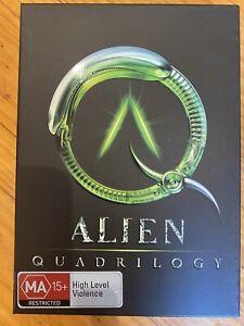 Alien Quadrilogy DVD 8-Disc Box Set